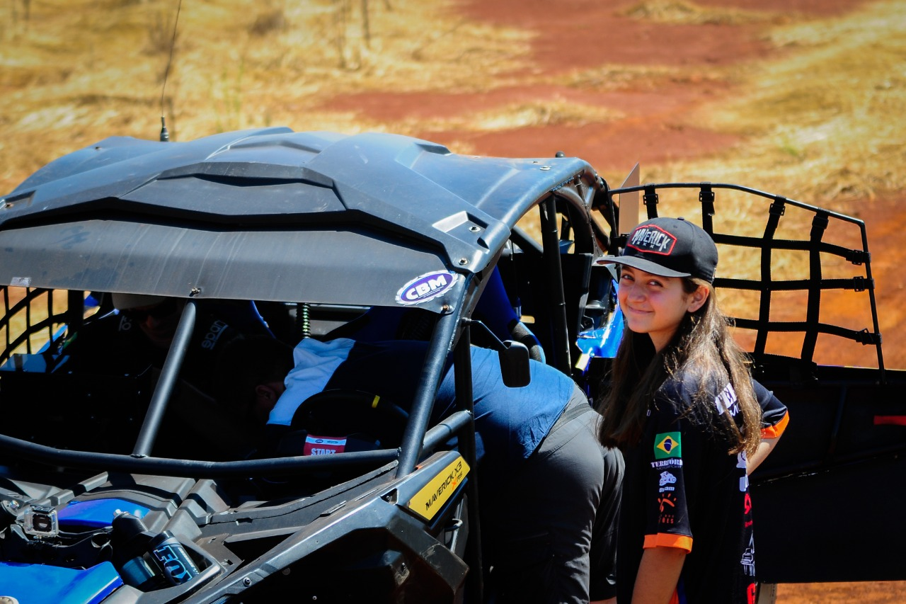 Photo of Rally – Rally Serra Azul: Aos 13 anos, filha do multicampeão Edu Piano estreia nos UTVs, neste fim de semana