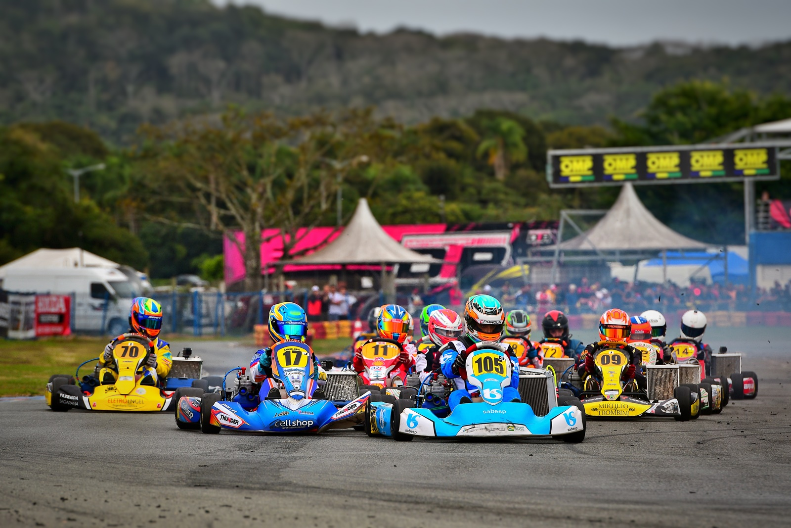 Photo of Kart – Ricardo Gracia é campeão da Copa Brasil de Kart