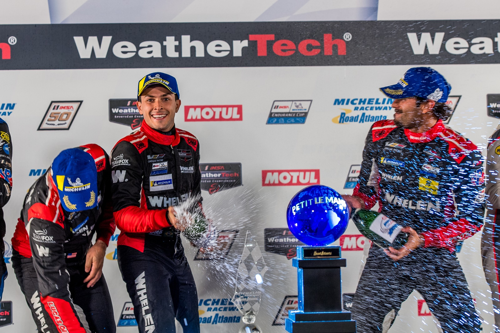 Photo of Endurance – IMSA: Nasr, Derani e Curran vencem as 10H de Petit Le Mans e são campeões do IMSA Michelin Endurance Cup