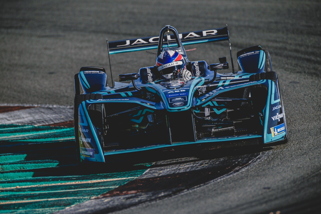 Photo of Formula E – Sérgio Jimenez comemora resultado do teste com a Jaguar Racing na Fórmula E