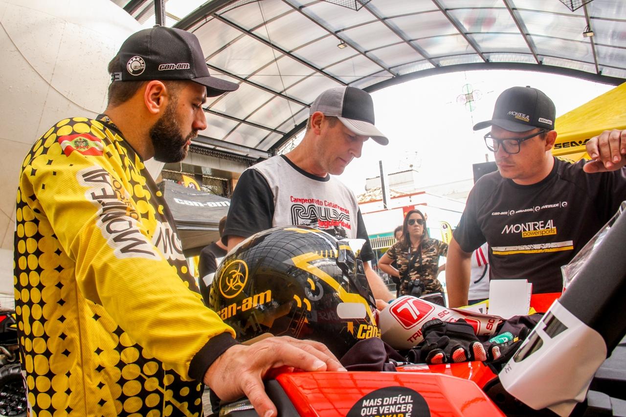 Photo of Rally – São José receberá a decisão da temporada 2019 do Catarinense de Rally Regularidade
