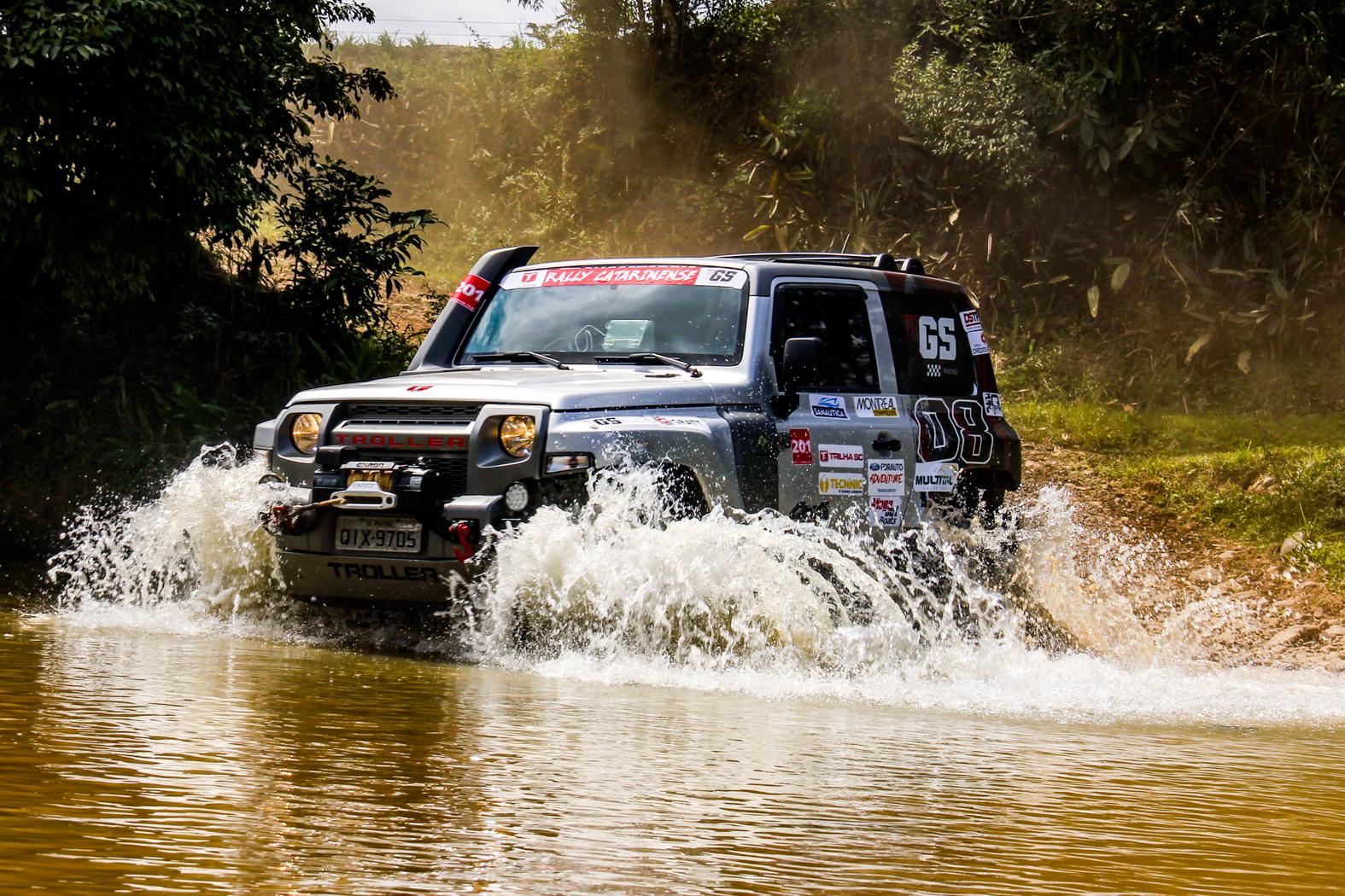 Photo of Rally – GS Racing é campeã catarinense de rally regularidade com uma prova de antecedência