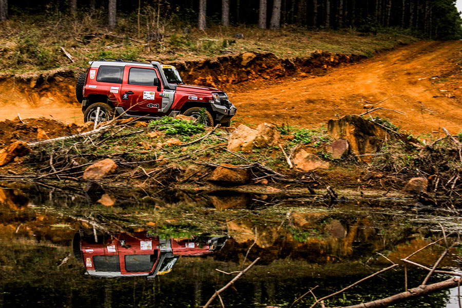 Photo of Rally – Caçador será a próxima sede da Copa Scherer 4×4 Carbon Free