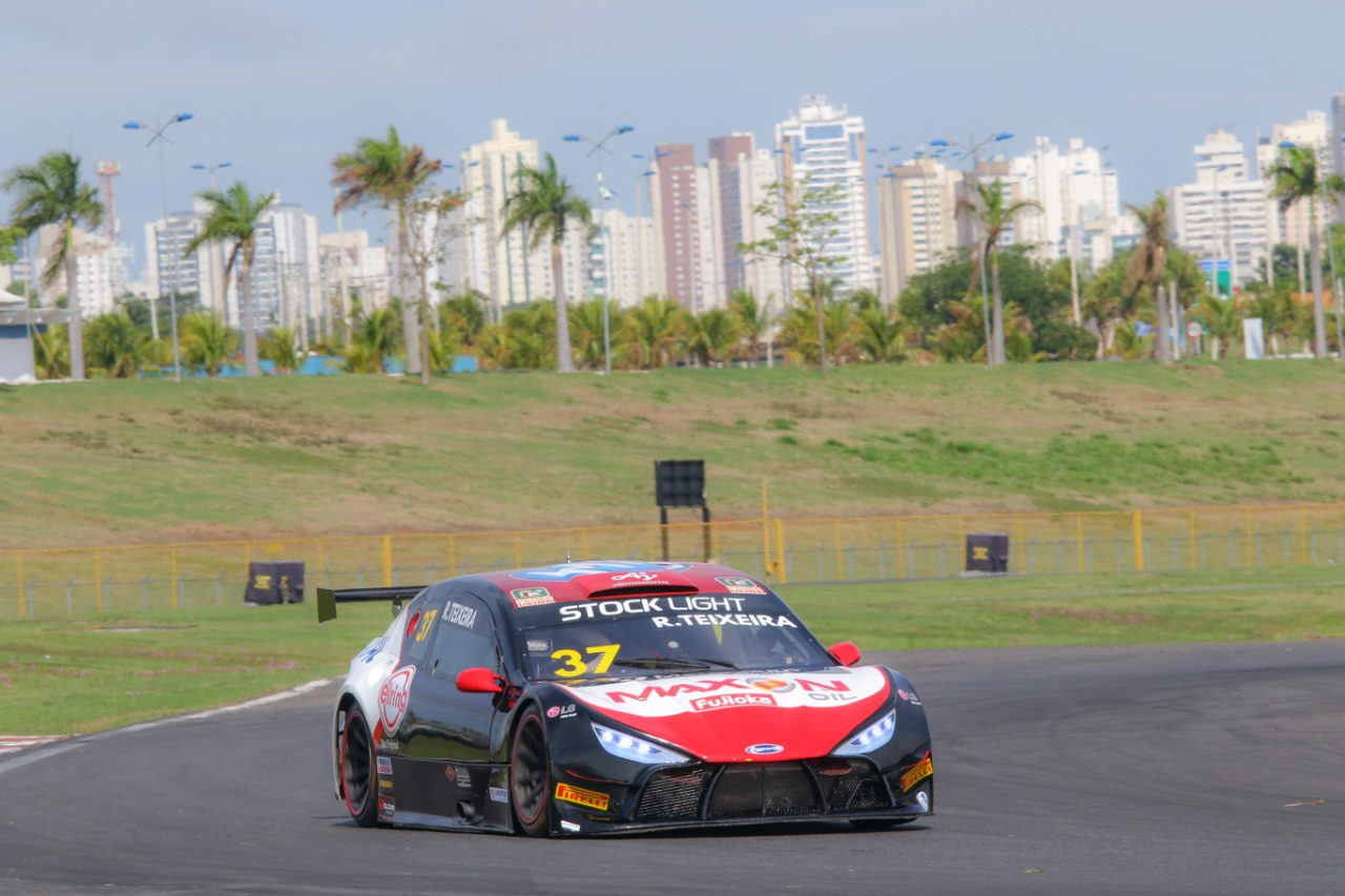 Photo of StockLight – Rapha Teixeira larga da pole neste domingo