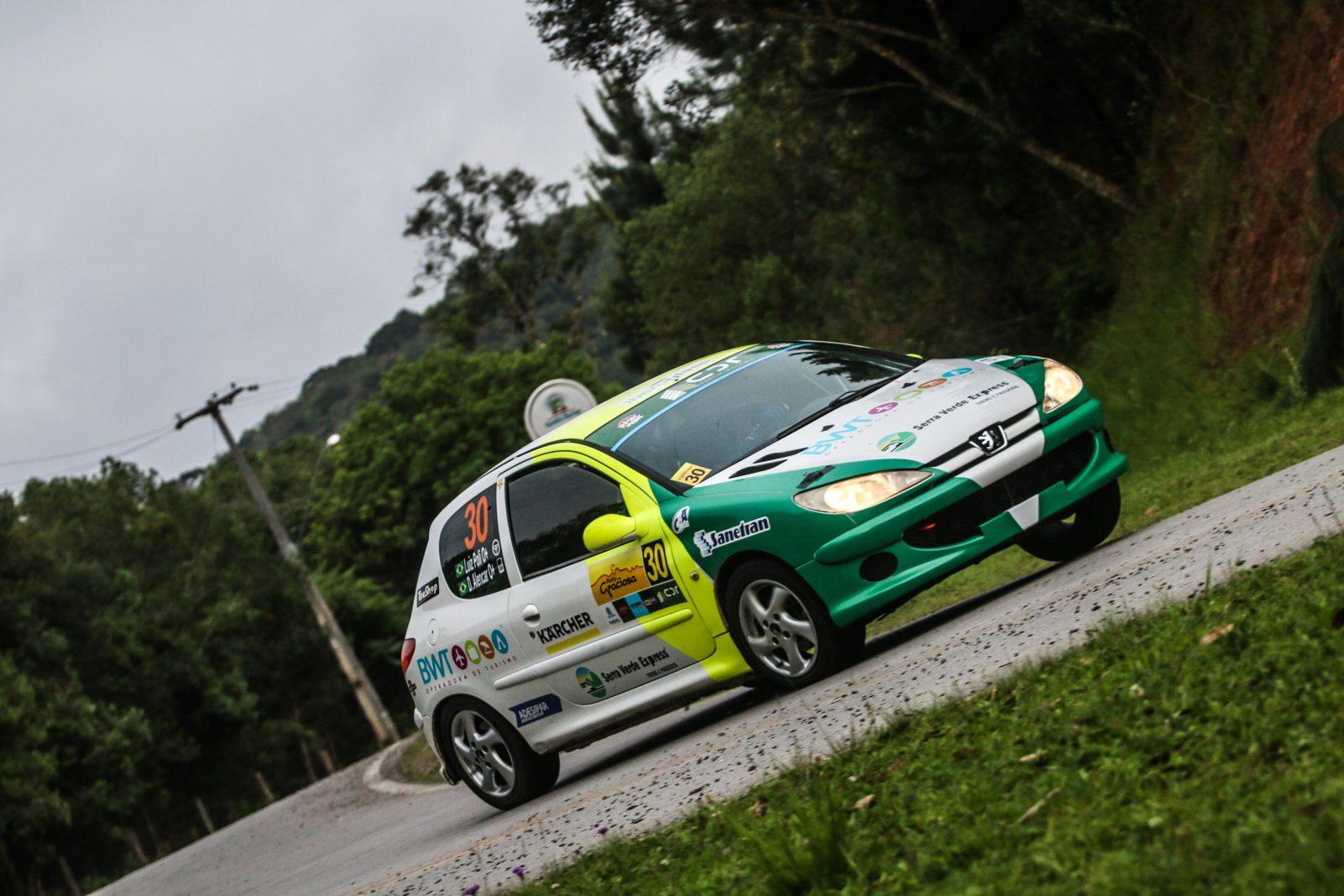 Photo of Rally – Rally da Graciosa: Luiz Poli e Damon Alencar são vice-campeões do Brasileiro de Rally de Velocidade