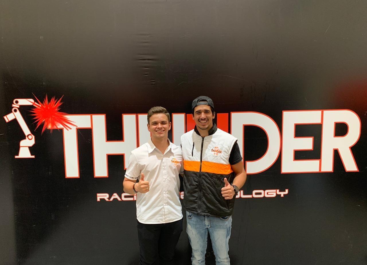 Photo of Kart – Thunder Technology anuncia a chegada do pentacampeão brasileiro de kart Gaetano Di Mauro