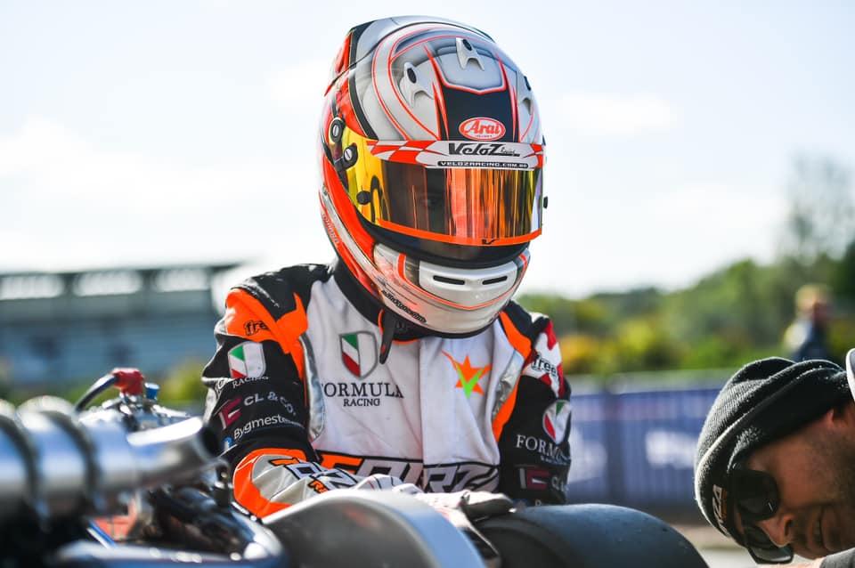 Photo of Kart – Vice-campeão mundial de kart, Rafael Câmara estreia em nova categoria na Itália