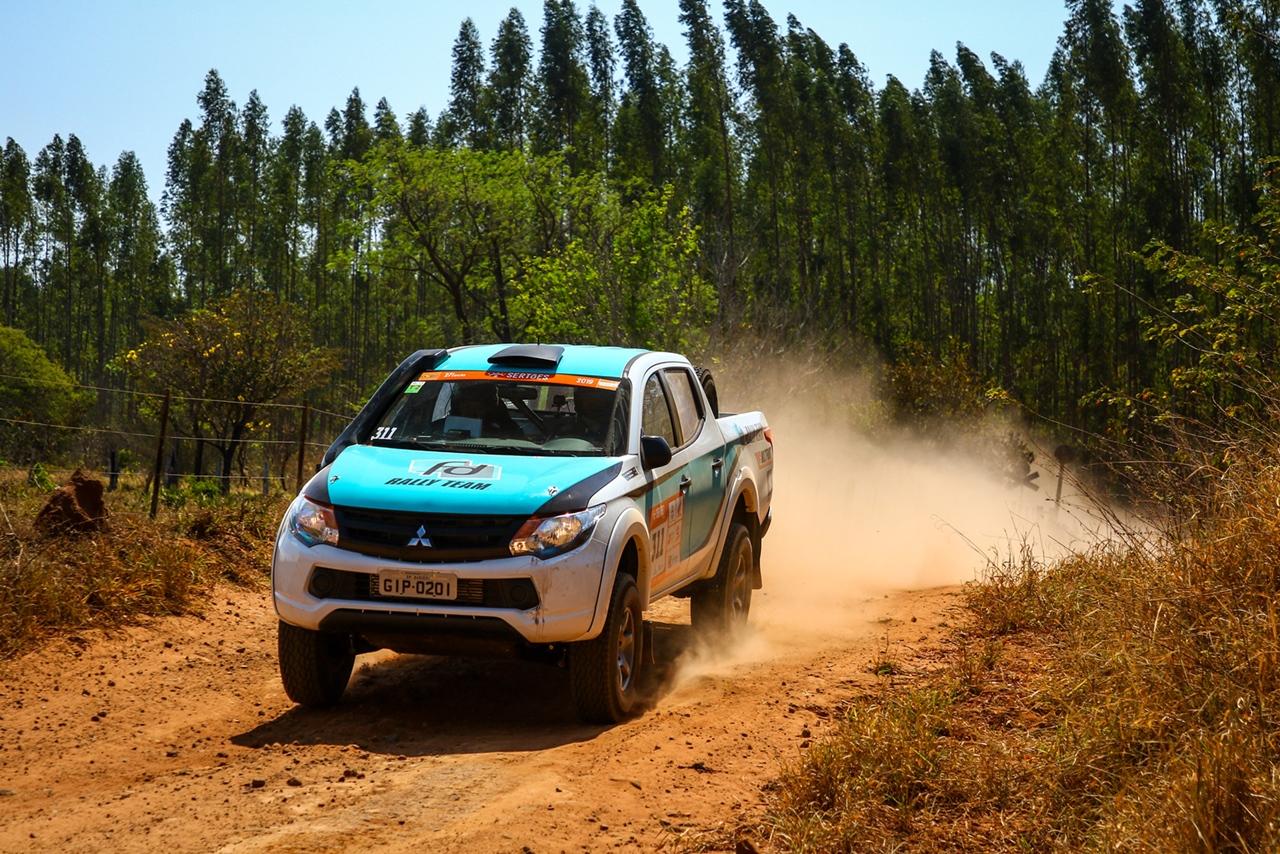 Photo of Rally – Vice-líderes no Brasileiro de Rally Cross Country, Fontoura/Minae disputam o Rally Rota Sudeste