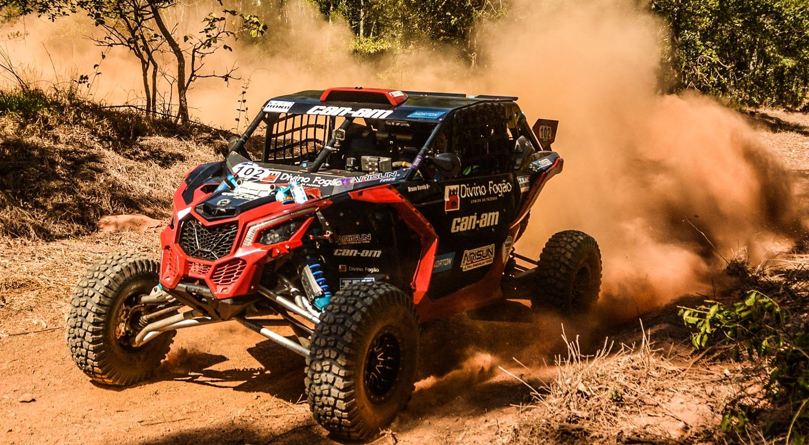 Photo of Rally – Brasileiro de Rally Baja: Bruno conquista quinto título seguido da família Varela