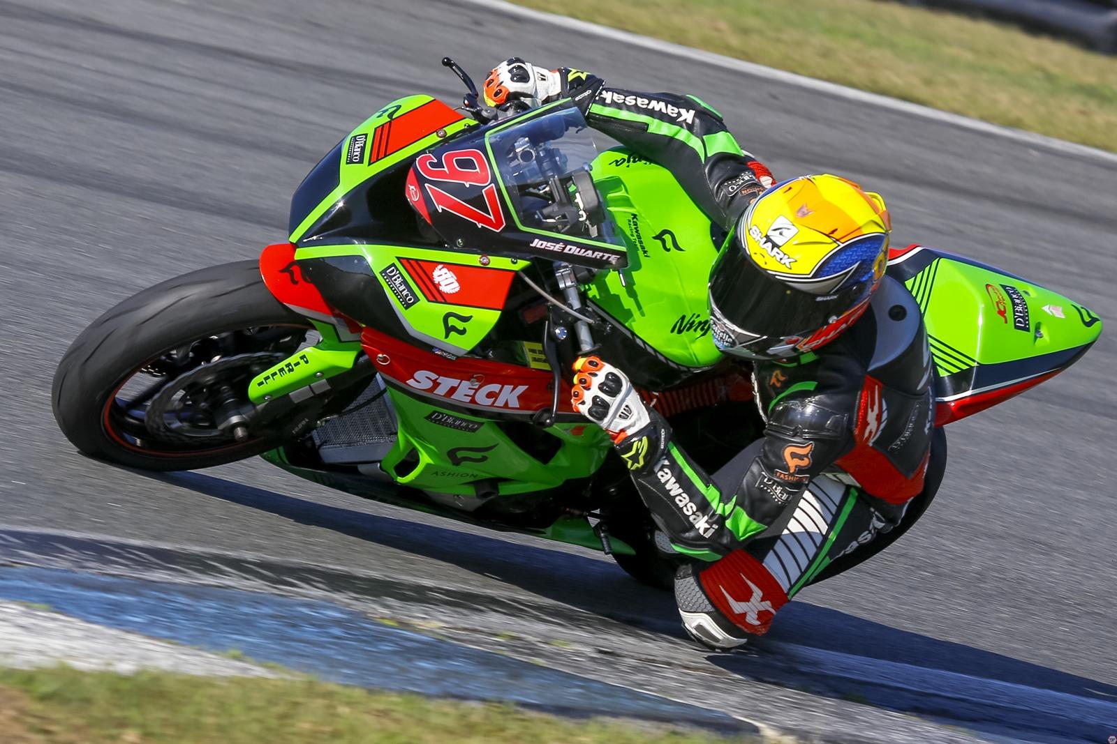 Photo of Superbike – Pódio em Curitiba anima piloto cearense para etapa final do SuperBike Brasil