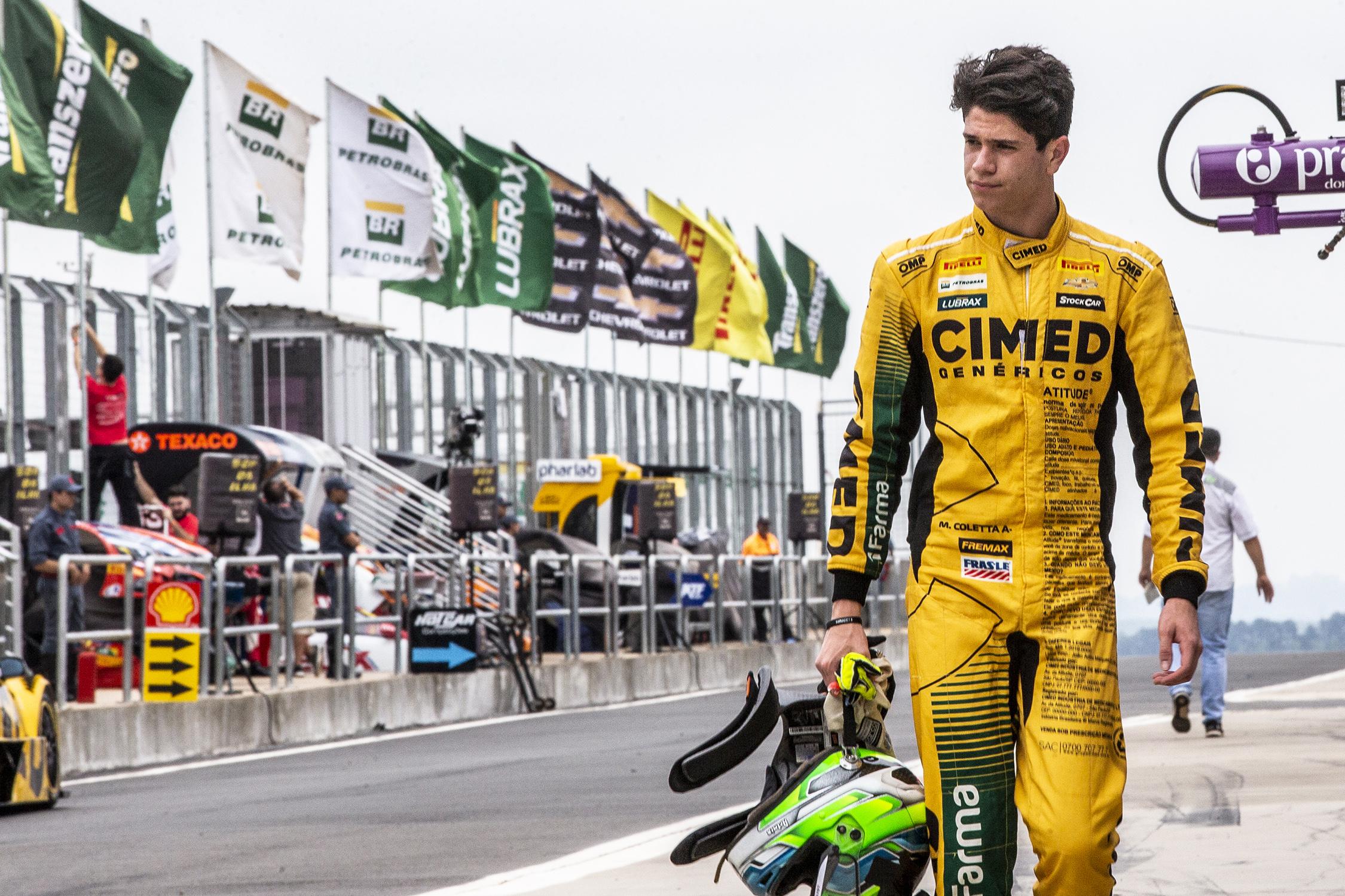 Photo of Stock Car – Em sua estreia na chuva no Velo Città com Stock Car, Marcel Coletta é destaque com Cimed Racing