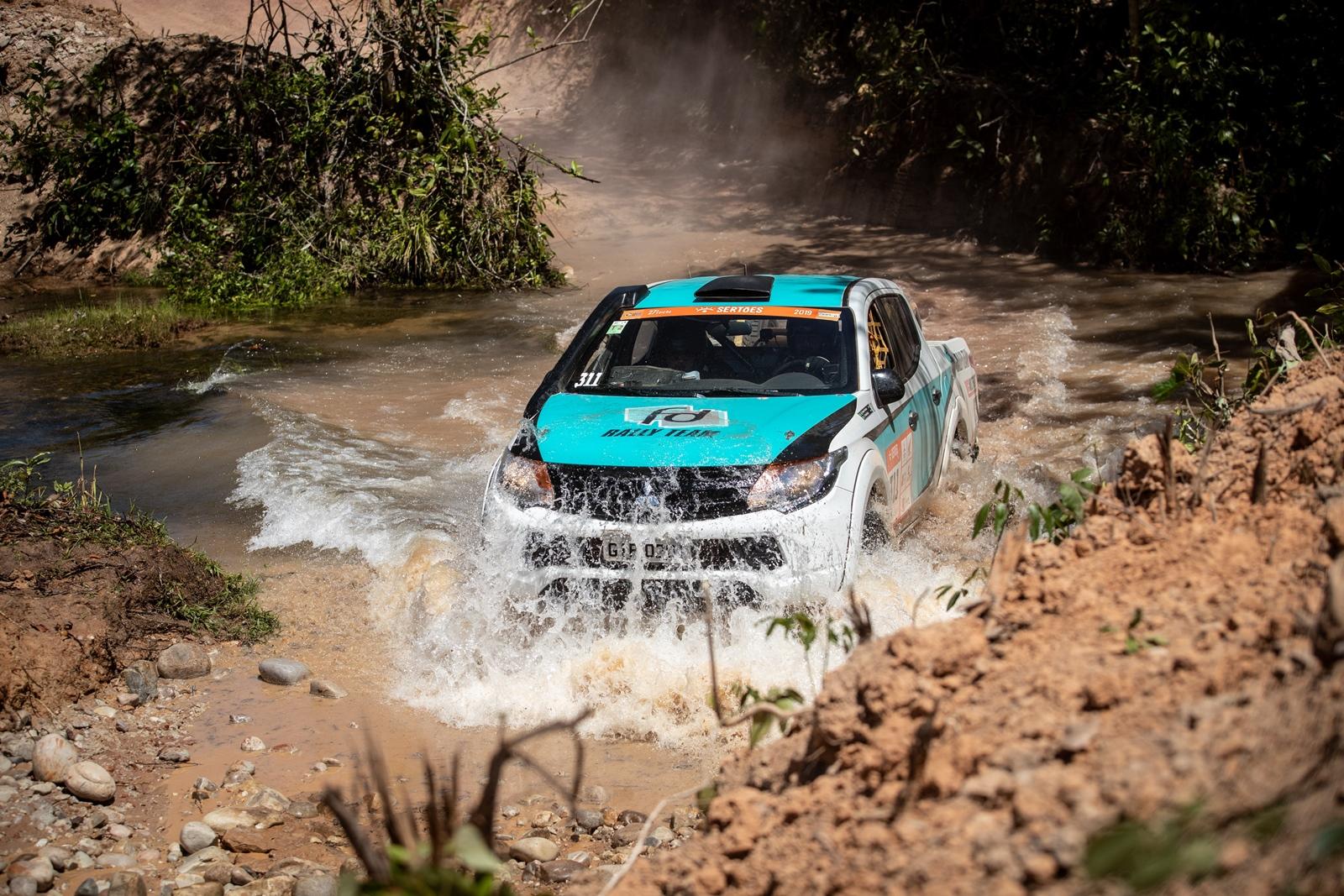 Photo of Rally – Prova inédita de Rally de Regularidade com campeões dos Sertões será na sexta e sábado, em Taubaté