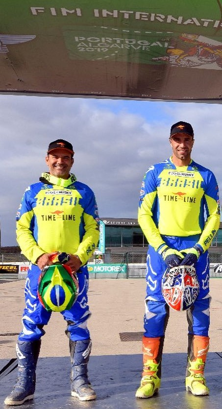 Photo of Enduro – International Six Days Enduro: Pellin e Fernandes (equipe Power Husky) são medalhistas em Portugal