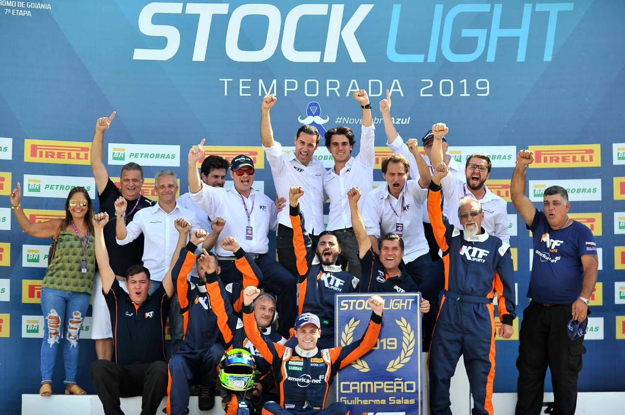 Photo of Stock Light – Guilherme Salas é campeão da Stock Light por antecipação