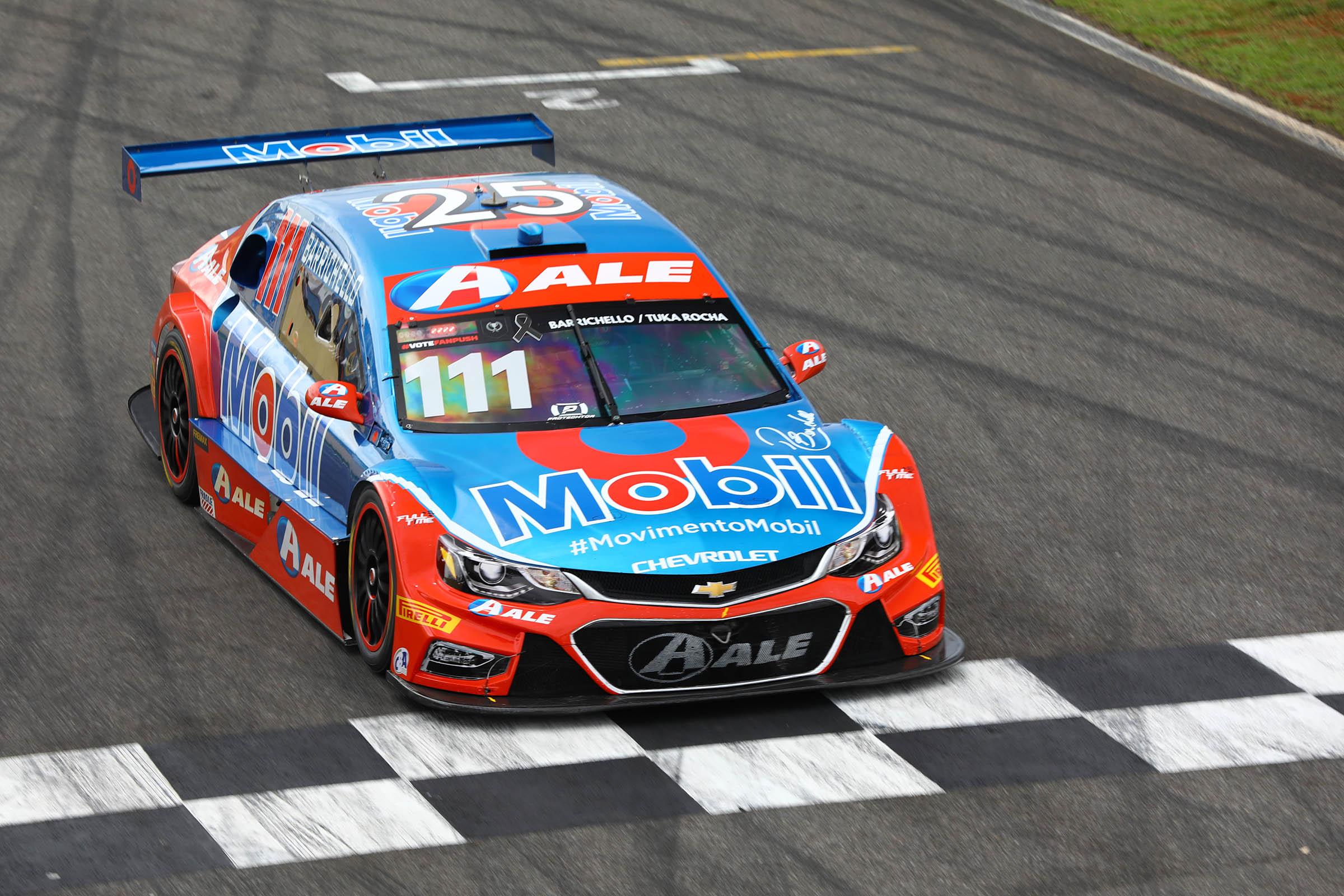 """Photo of Stock Car – """"Chegamos vivos para a decisão"""", diz Barrichello após etapa de Goiânia"""