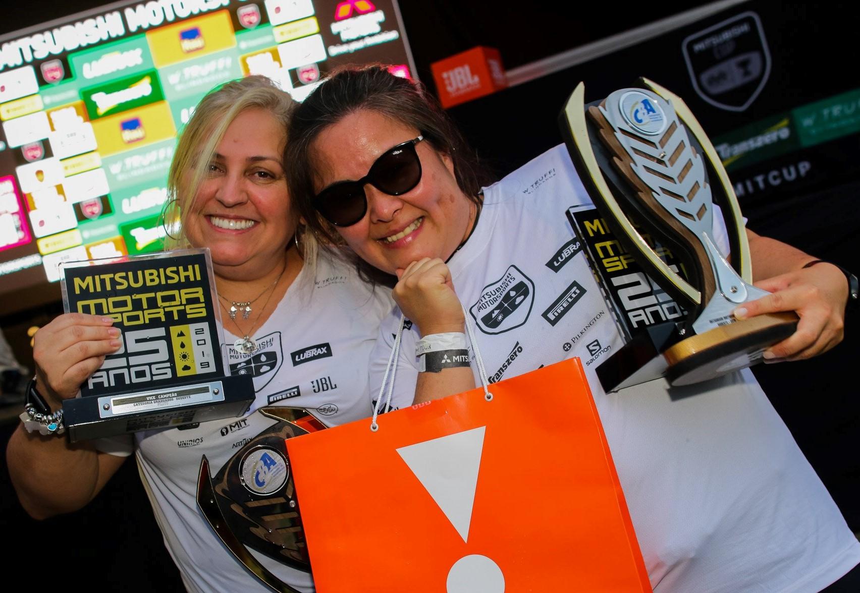 Photo of Rally – Mitsubishi Motorsports: Sandra Dias/Minae Miyauti encerram 2019 como vice-campeãs na Graduados