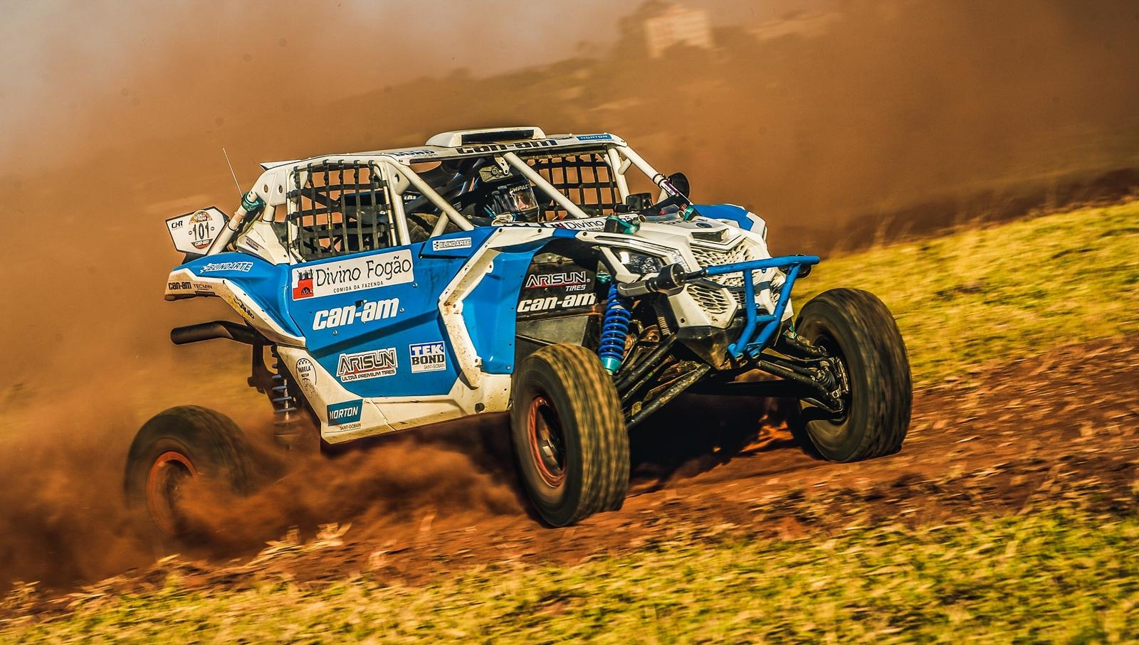 Photo of Rally – Brasileiro de Rally Baja: irmãos Varela em busca da oitava vitória na temporada