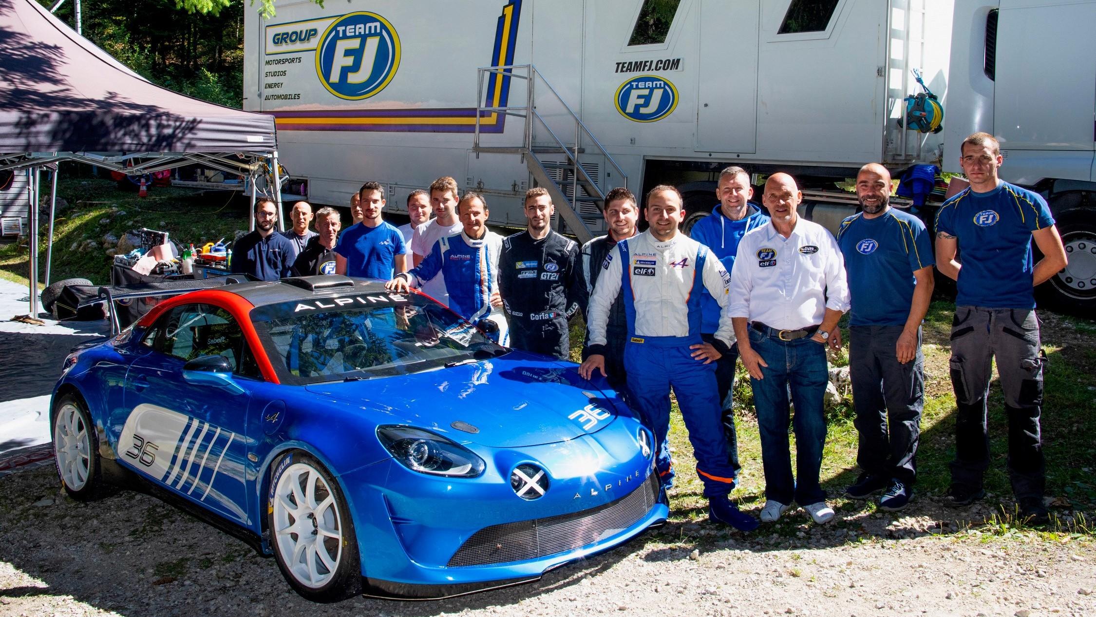 Photo of Rally – Equipe FJ e Signatech-Alpine assinar uma distribuição acordo para o novo R-GT Alpine A110 Rally