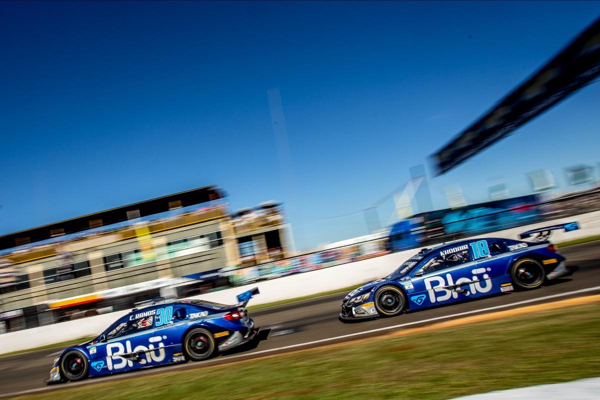 Photo of Stock Car – Embalada pelas arrancadas de Khodair e Ramos, Blau Motorsport volta a Goiânia de olho no pódio