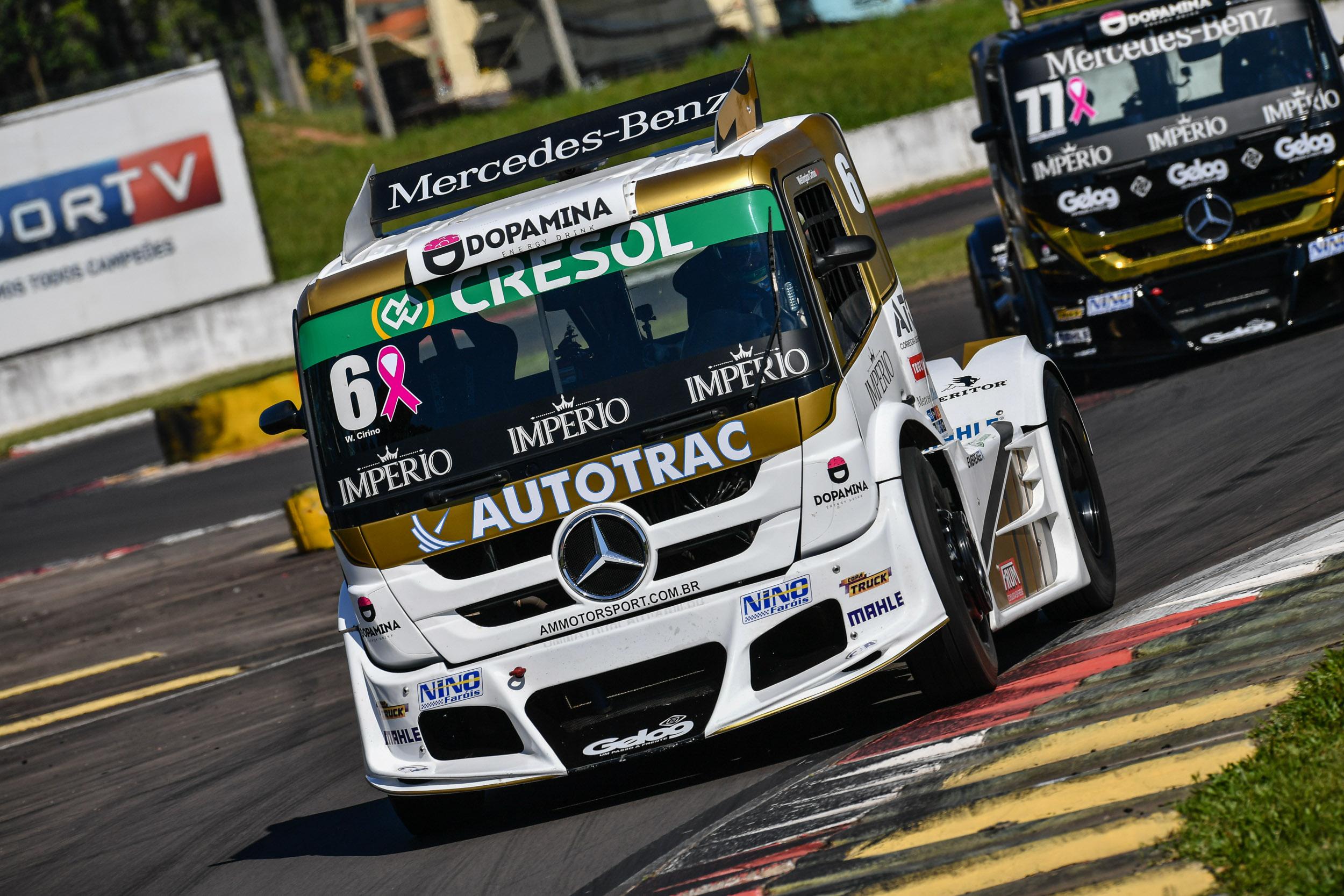 Photo of Truck – Cirino busca vitória e título para montadora