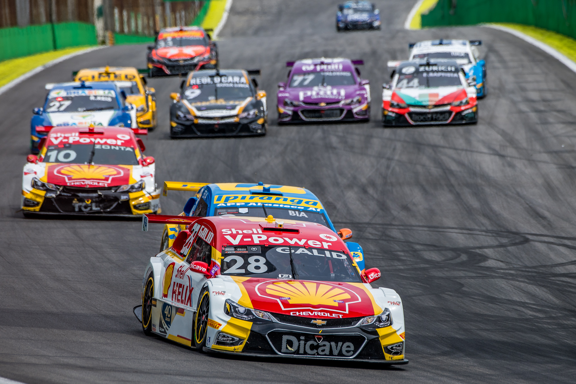 Photo of Stock Car – Galid Osman leva Shell ao top10 na Grande Final em Interlagos, e Gaetano di Mauro é o rookie do ano na Stock