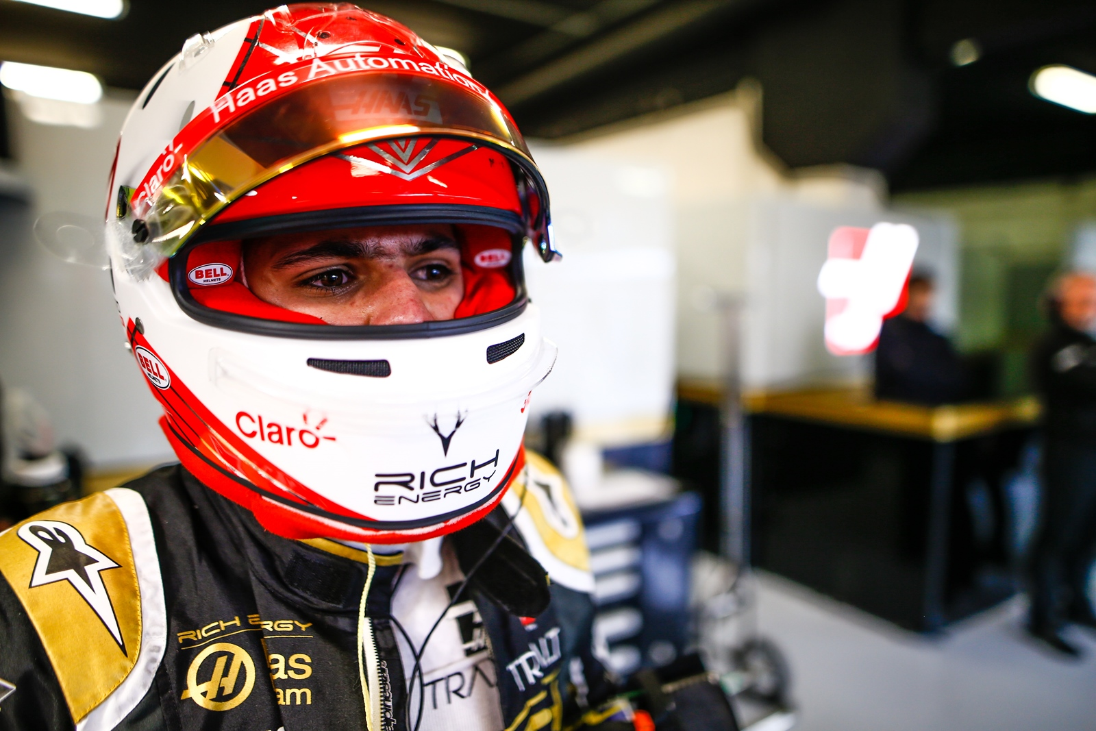 Photo of F1 – Pietro Fittipaldi testa F1 da Haas nos testes coletivos em Abu Dhabi