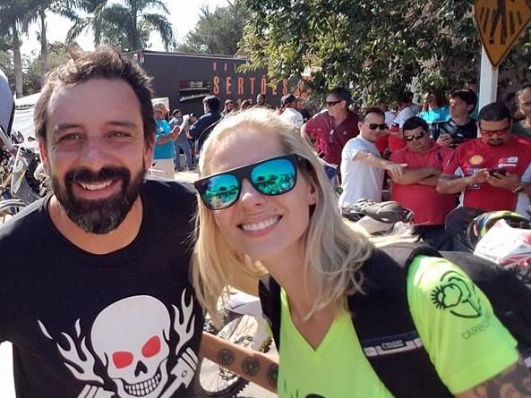 Photo of Rally – Rally Rota Sul: Casal de Porto Alegre vai encarar 1000 km de prova de moto, a partir desta sexta (6)