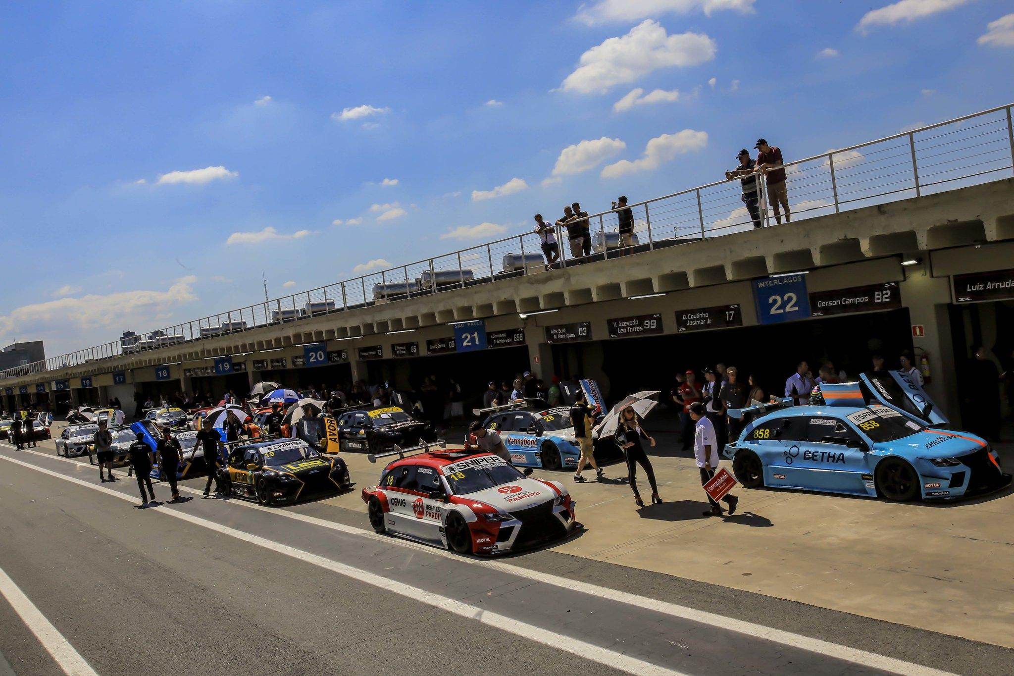 """Photo of Sprint Race – Sprint Race define o campeão da temporada 2019 com a etapa """"Match Point"""""""