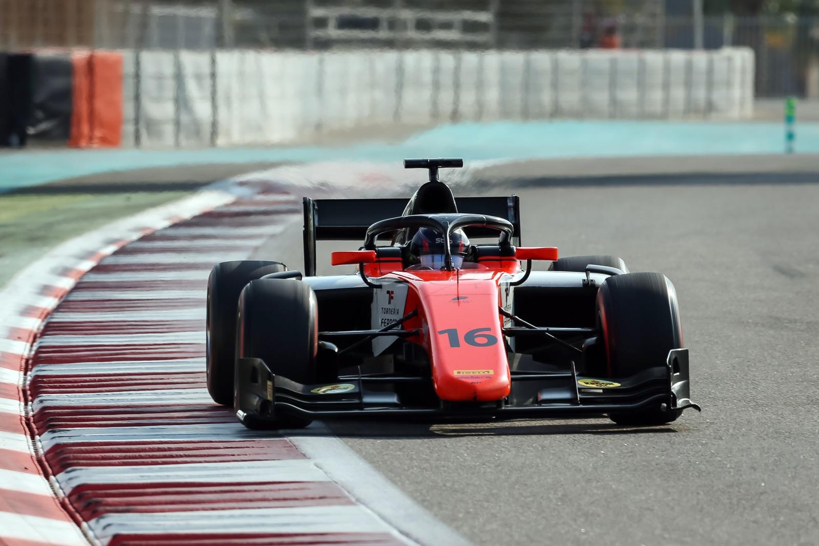 Photo of F2 – Felipe Drugovich dá início a três dias de testes na Fórmula 2 em Abu Dhabi