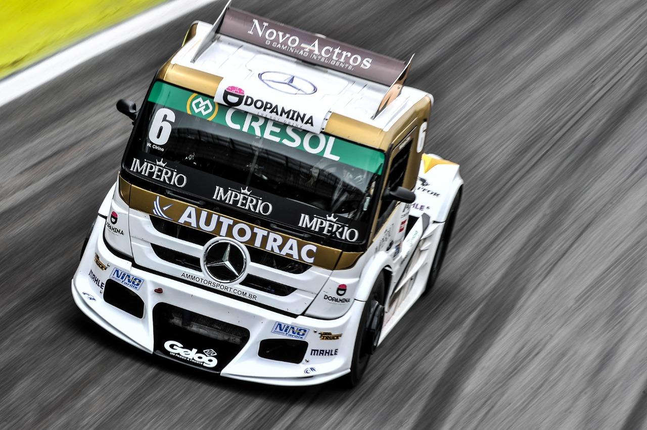 Photo of Truck – Copa Truck: Equipe AM faz história com tripleta em Cascavel