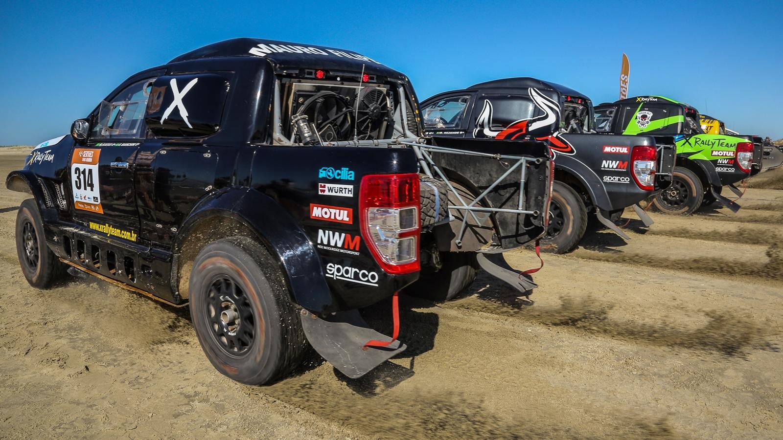 Photo of Rally – Alta velocidade e equilíbrio são as palavras de ordem no primeiro dia do Rally Rota Sul.