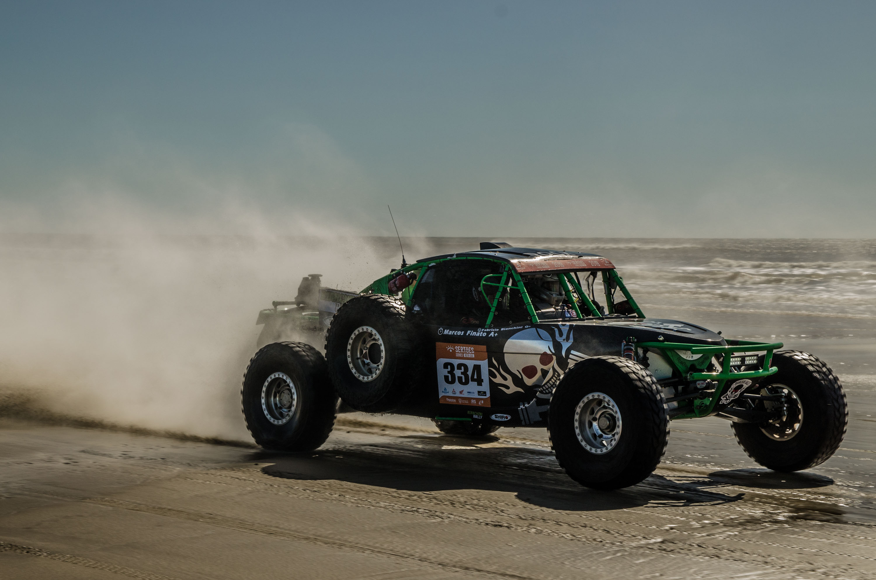 Photo of Rally – Com o Buggy V8, Fabrício Bianchini/Marcos Finato fecham em 3º na Open no 1º dia do Rally Rota Sul