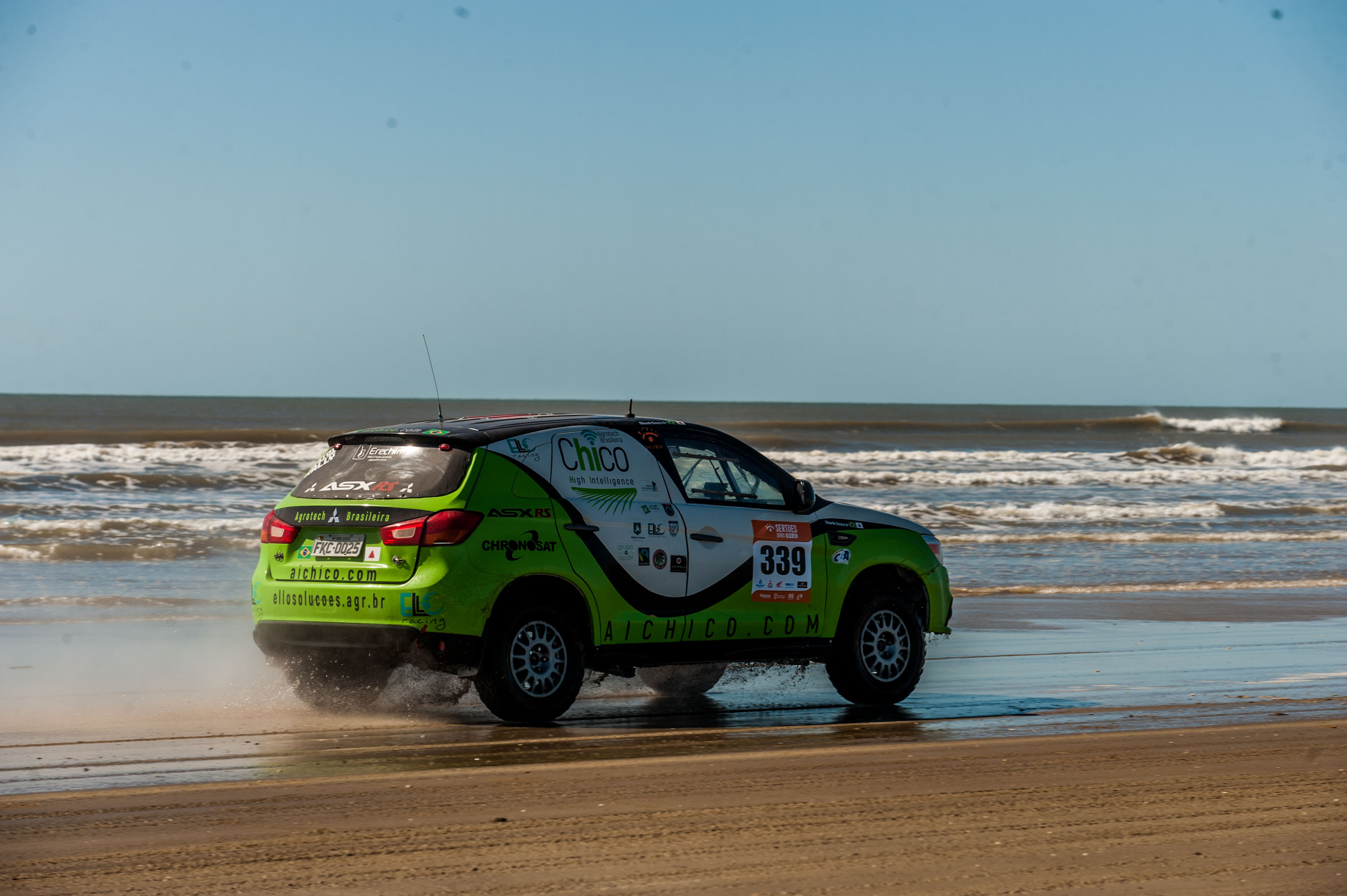 Photo of Rally – Ello MotorSports conquistou o quarto lugar no Sertões Series Rota Sul