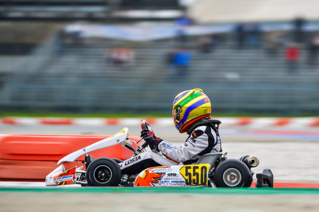Photo of Kart – Campeão Italiano de Kart, Miguel Costa projeta retorno à Europa em busca de vitórias