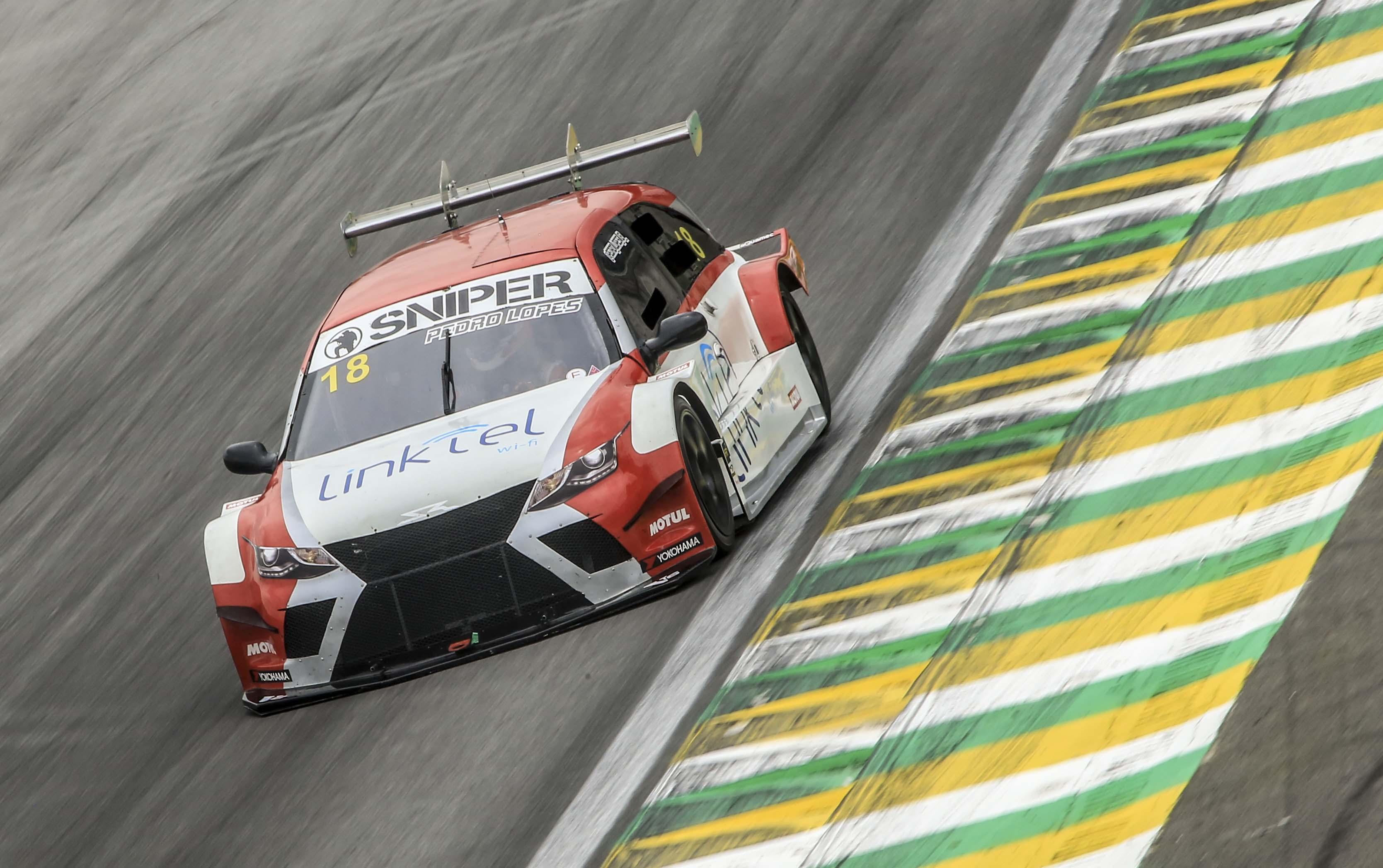 Photo of Sprint Race – Pedro Lopes (PRO) e Léo Torres (GP) foram mais rápidos no segundo treino