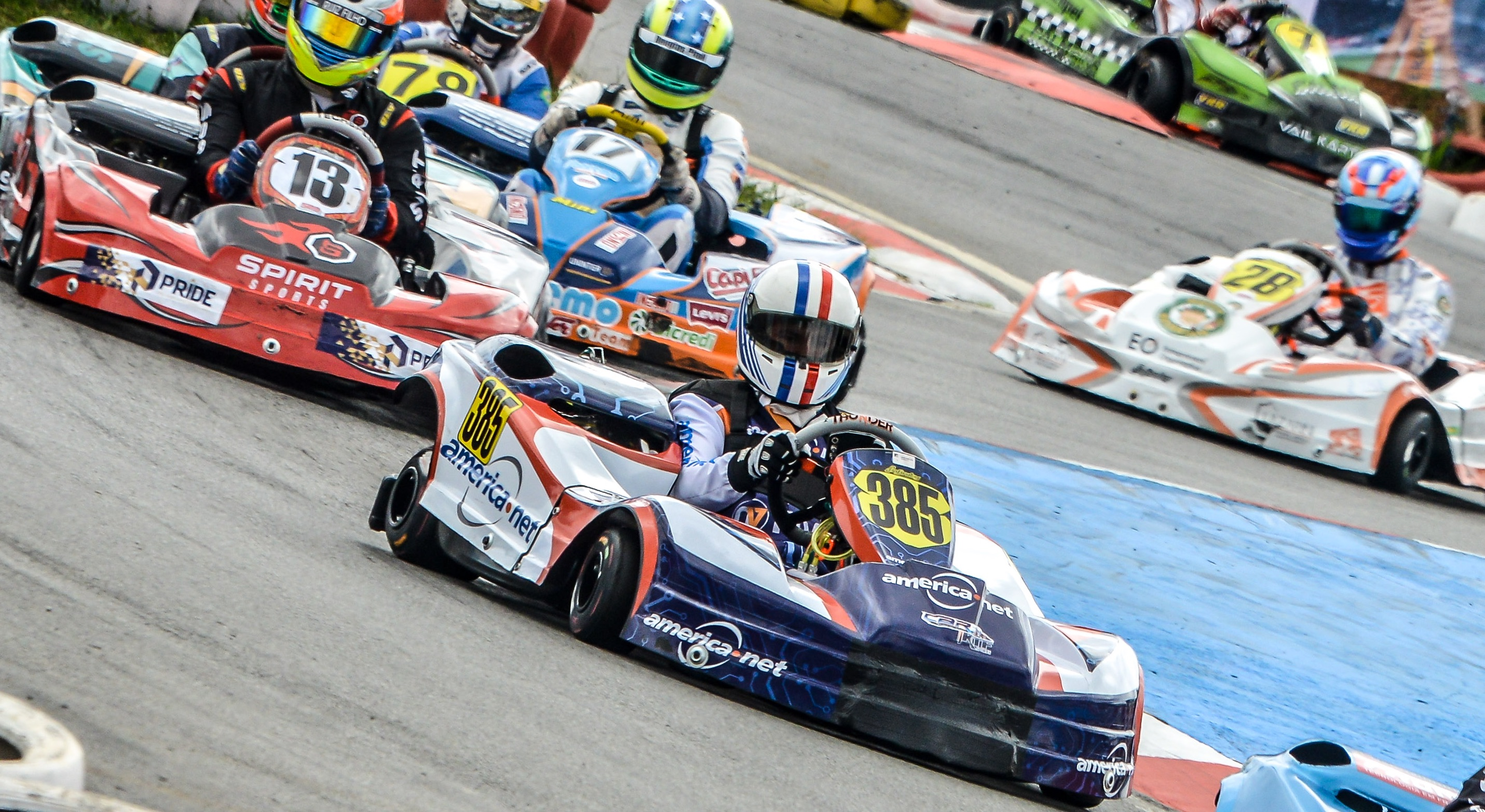 Photo of Kart – Americanet Car Racing KTF faz história e vence as 3 categorias das 500 Milhas de Kart