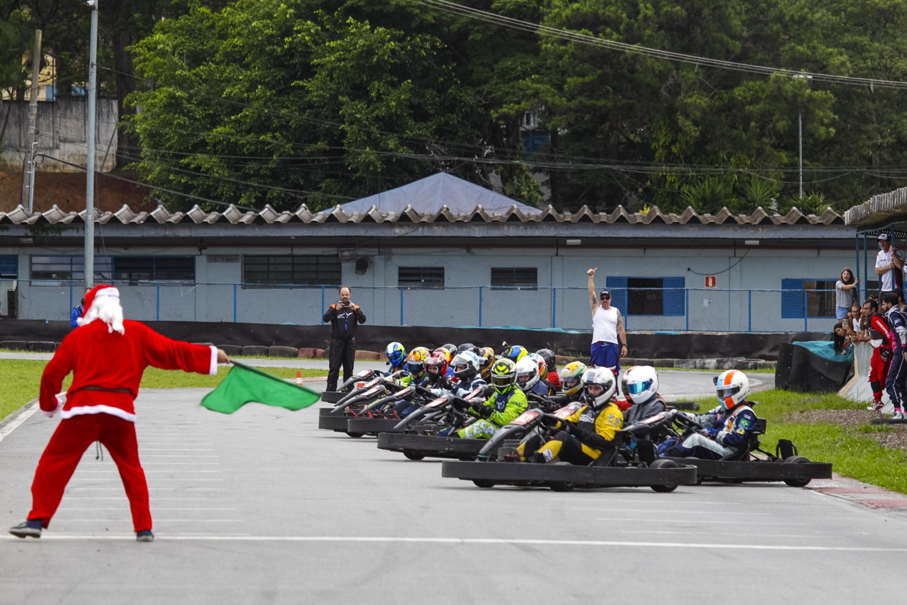 Photo of Kart – Corrida Maluka festeja final de temporada da AKSP