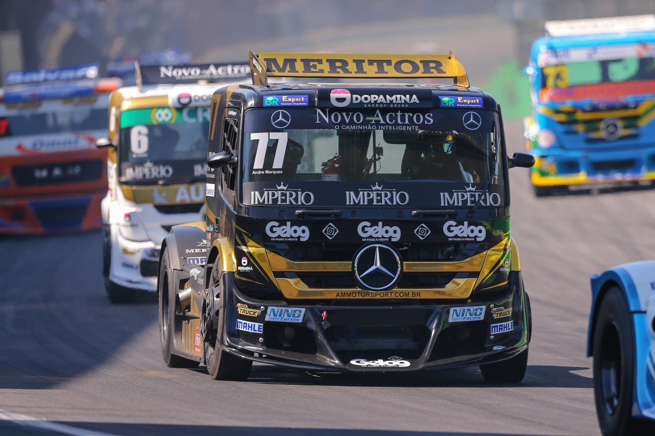 Photo of Truck – Pela Copa Truck André Marques celebra vice-campeonato com pódio em Interlagos