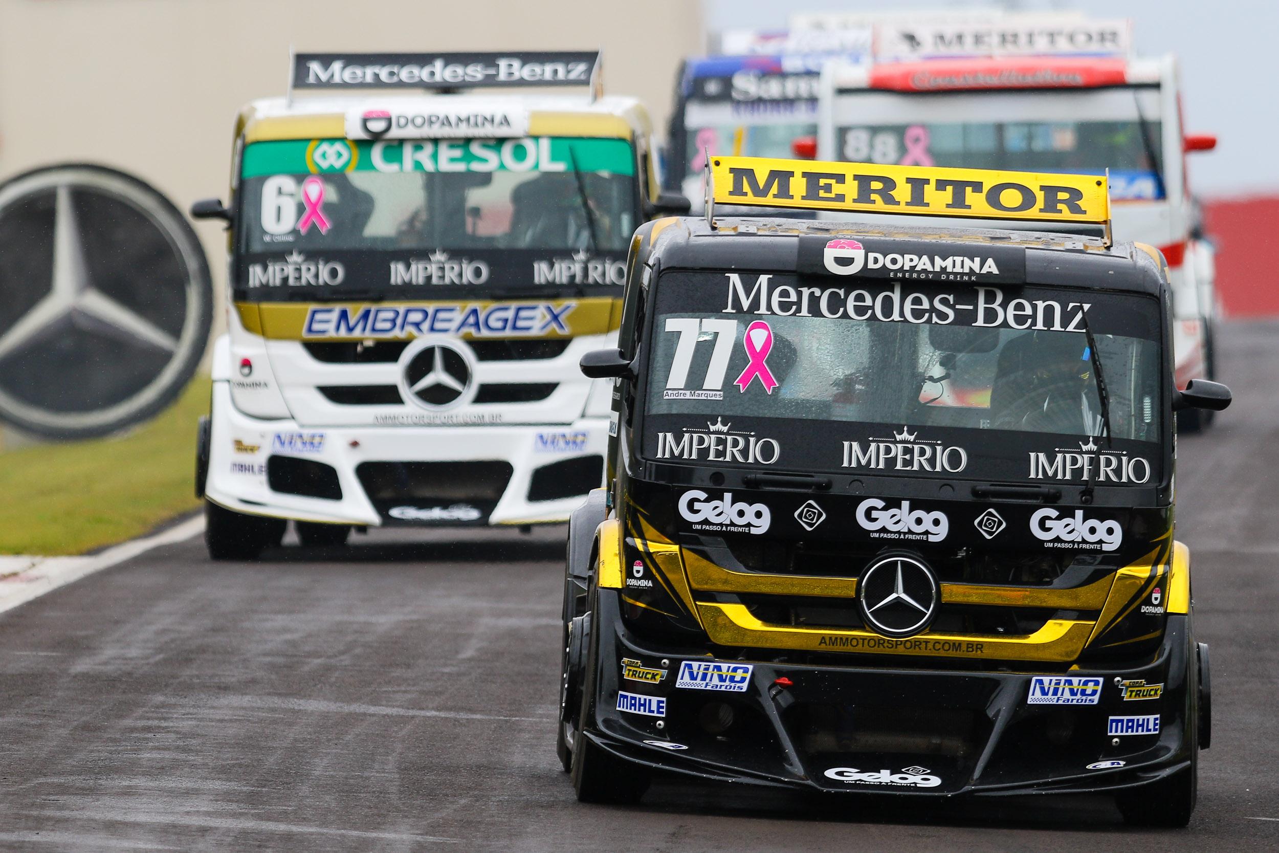 Photo of Copa Truck – André Marques chega com faca nos dentes para buscar o título da Copa Truck
