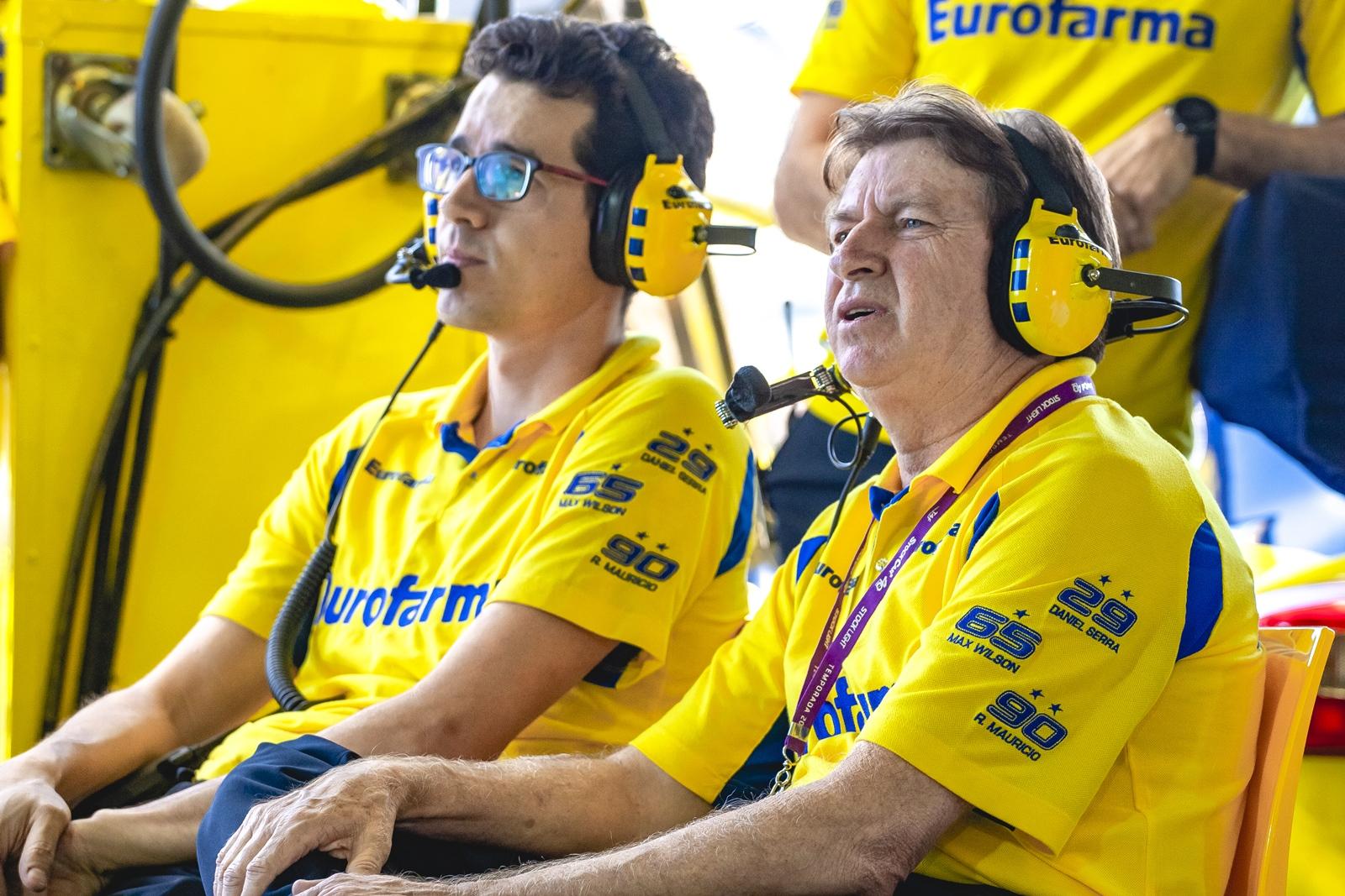 Photo of Stock Car – Eurofarma comemora título antecipado por equipes e Rosinei Campos acumula 11 conquistas como Chefe de Equipe