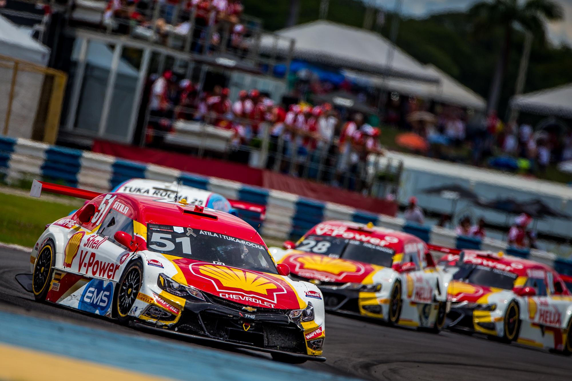 Photo of Stock Car – Shell se recupera e alcança o top10 com dois pilotos na segunda corrida da Stock Car em Goiânia
