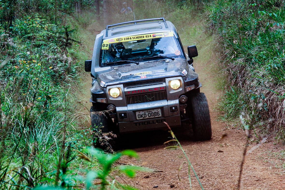Photo of Rally – GS Racing venceu duas categorias da Copa Scherer 4×4 Carbon Free em 2019