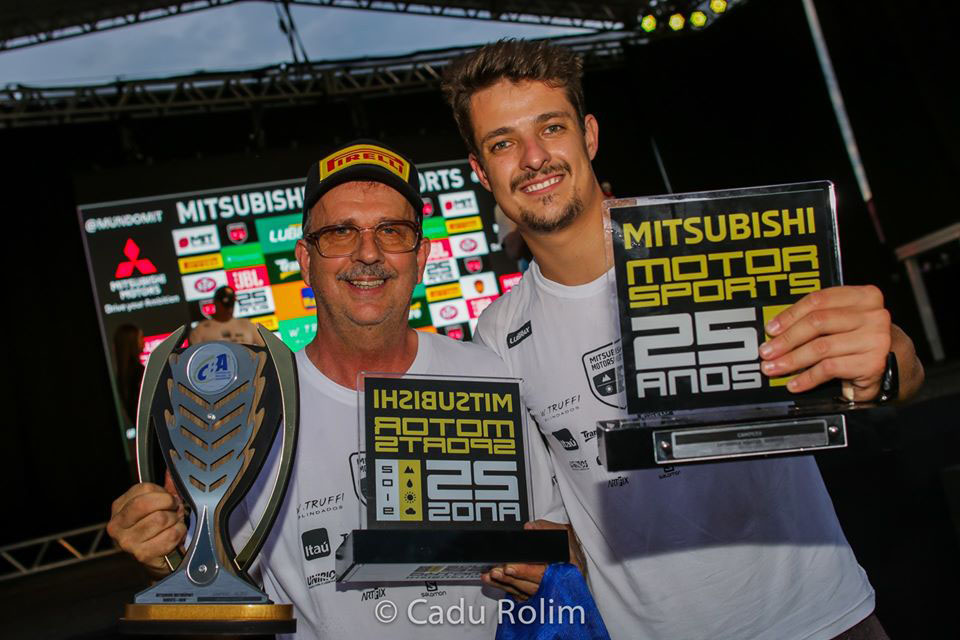 Photo of Rally – GS Racing faz dobradinha e é campeã e vice da categoria Master do Mitsubishi Motorsports