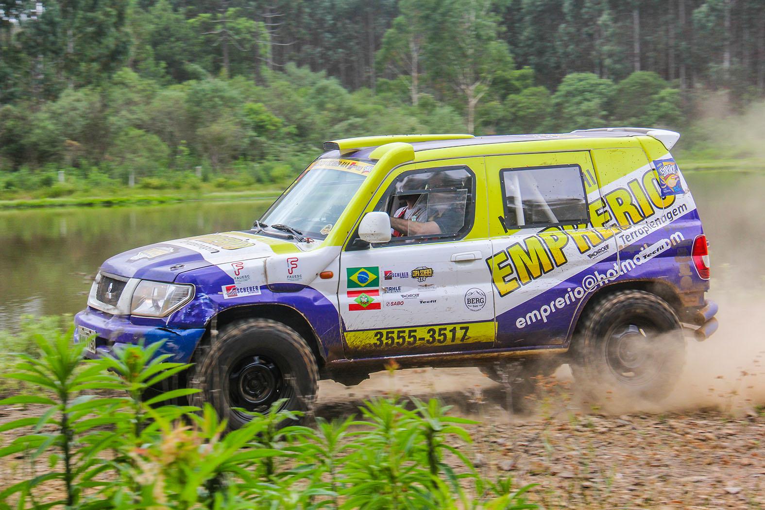 Photo of Rally – Copa Scherer 4×4 Carbon Free encerra temporada de elogiadas provas técnicas com festa em Videira