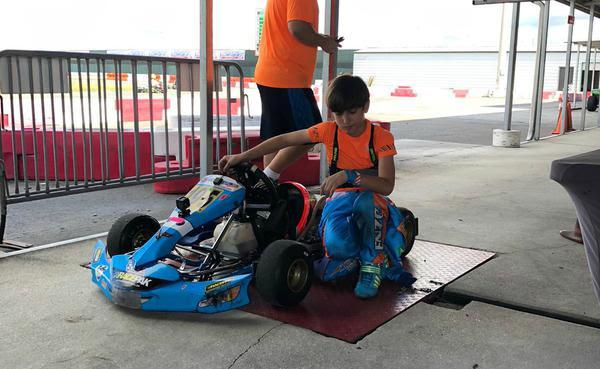 Photo of Kart – Enzo Vidmontiene encerra temporada da Orlando Cup com duas vitórias na Flórida