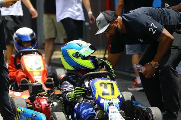 Photo of Kart – Com 9 anos, Yuri Morelli vence preliminar das 500 Milhas de Kart na categoria Cadete