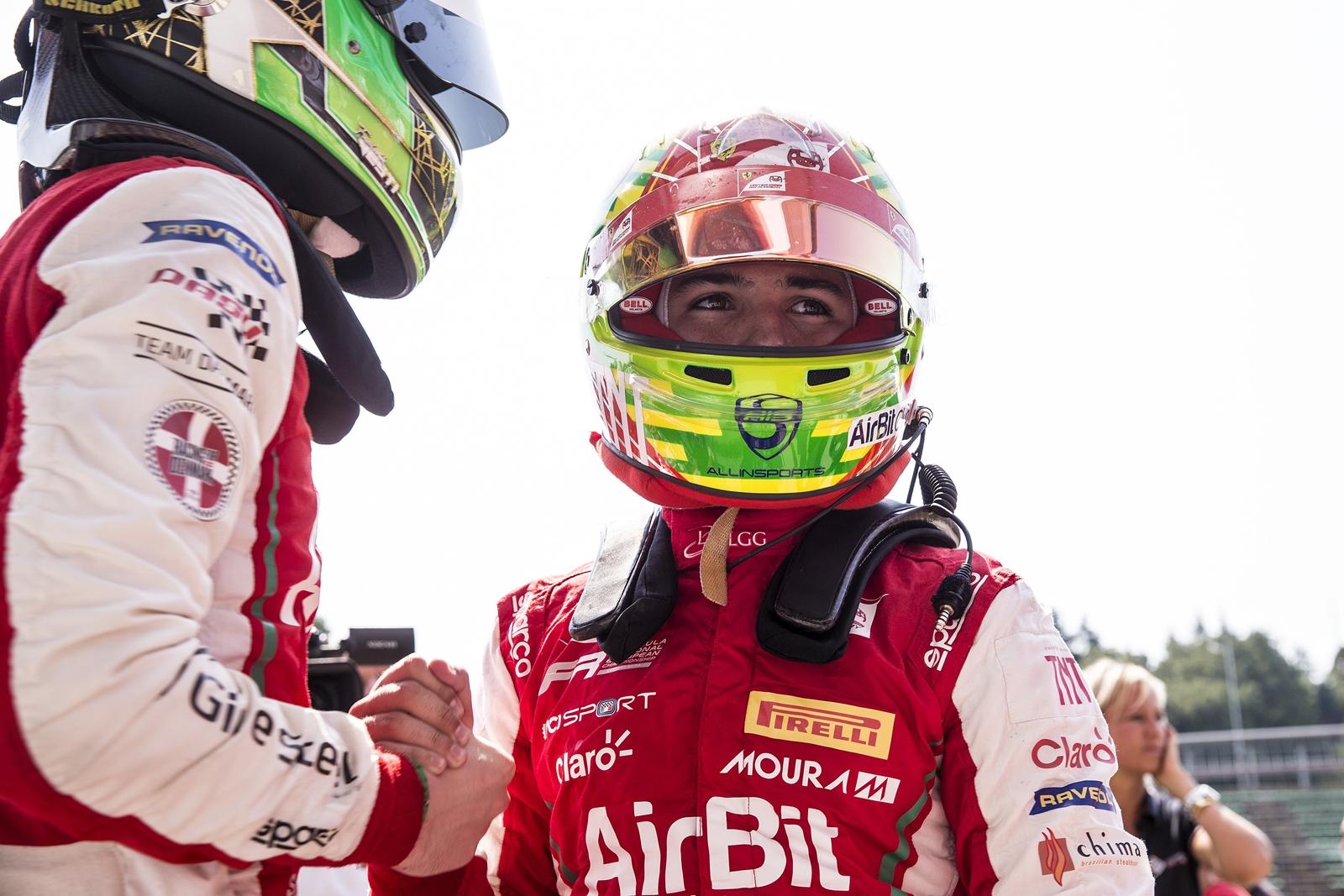 Photo of F3 – Enzo Fittipaldi é anunciado na FIA F3 pela equipe alemã HWA Racelab