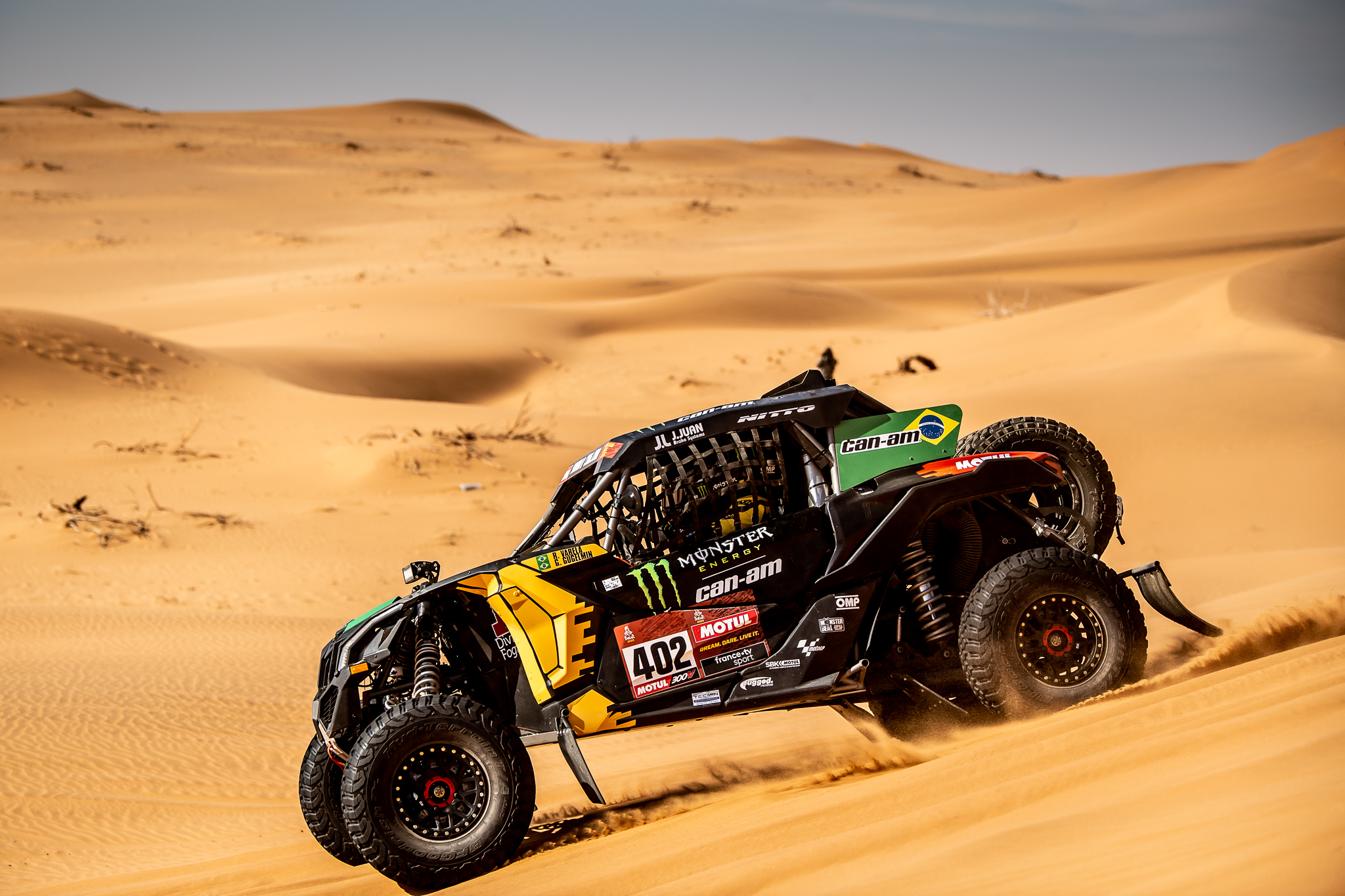 Photo of Rally – Dakar: brasileiros vão recuperando terreno na Arábia