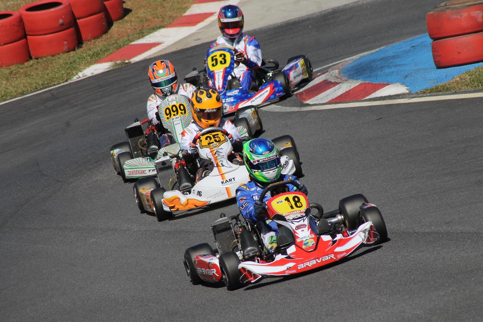 Photo of Kart – Copa São Paulo de Kart anuncia novidades para categorias com motores Rotax