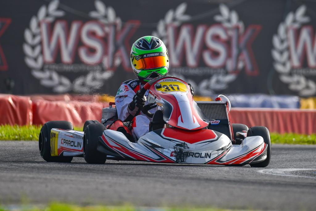 Photo of Kart – Matheus Ferreira inicia temporada do kartismo europeu em busca de vitórias no WSK